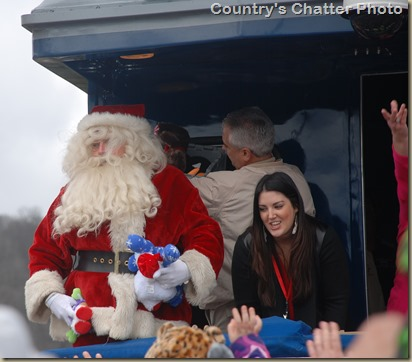 Santa Train with Kree Harrison 117