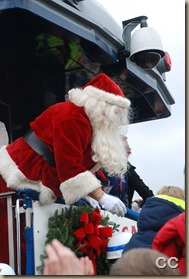 Santa Train with Kree Harrison 130