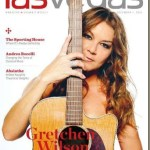 Gretchen Wilson graces cover of Las Vegas Magazine