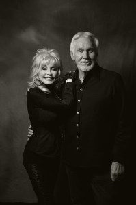 Kenny Rogers and Dolly Parton nominated for the third time together at this year's Grammy Awards