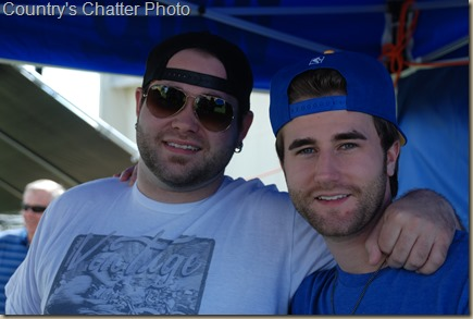 Swon Brothers and Dustin Lynch 002