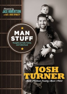 New book written by Josh Turner set to release in April