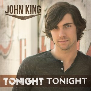 """Tonight Tonight"" the debut anthem by John King is at country radio now"