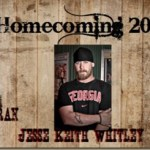 Jesse Whitley Honors His Father's Memory with Return of Keith Whitley's Homecoming Concert