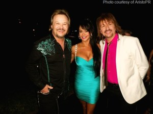 Travis Tritt Attends 2014 Kentucky Derby Weekend
