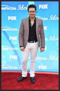 Danny Gokey on American Idol tonight
