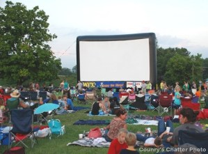 WXBQ Movies in the Park heading to Steele Creek Park in Bristol in June