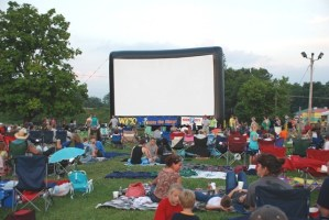 Here are the movies for 2014 Movies in the Park at Steele Creek Park in Bristol