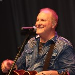 Collin Raye shows his support for Children's Miracle Network at Kinsport, Tennessee, event