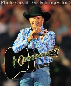 George Strait draws 104,793 fans to Cowboy Rides Away Tour Final Ride