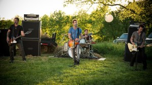 Parmalee world premier video–Close Your Eyes–exclusively on Vevo today