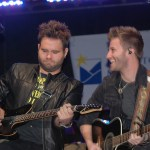 The Swon Brothers heat up the Washington County Fair in Abingdon, Va.