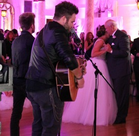 The Swon Brothers perform at wedding reception for daughter of former UT Football coach