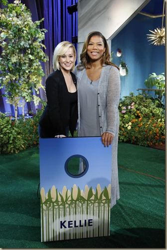 The Queen Latifah Show, Season 2, Episode 2029  Guests:  Photo Credit: Robert Voets / Sony Pictures Television