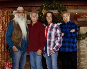 Oak Ridge Boys Celebrating 25th Year Holiday Tradition with Christmas Night Out Tour