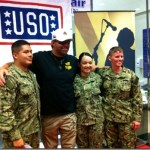 Toby Keith surprises the wife of a military hero at a recent concert