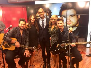 Artisa Nashville duo The Swon Brothers stopp by The Daily Buzz