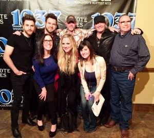 """The Swon Brothers Perform at WSOC's """"StoutPull"""""""