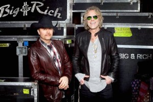 Big & Rich to be featured in upcoming episode of The Bachelor on ABC TV