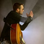 Eric Church gives fans in Salt Lake City a special Saturday night