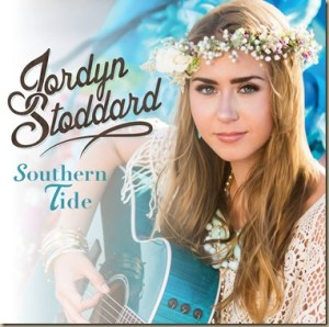Newcomer Jordyn Stoddard has debut album in stores now
