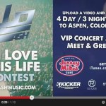 LoCash teams up with Jersey Mike's Subs and asks fans why they 'Love This Life'