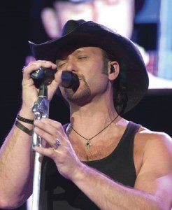 Tim McGraw fans have a lot to look forward to