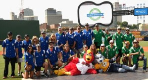 City of Hope Celebrity Softball Game hits a home run in 25th year