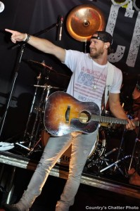 Chase Rice announces first round of dates for JD and Jesus Tour 2015