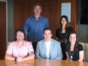 Alex Hall Signs Deal with Parallel Management and Parallel Music Publishing