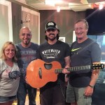 Rick Monroe signs deal with McPherson Guitars