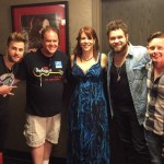 Arista Nashville's The Swon Brothers Draw Hometown Crowd