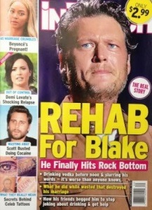 Blake Shelton files law suit against In Touch magazine