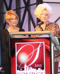Brenda Lee and Jeannie Seely help Source Nashville honor music industry executives