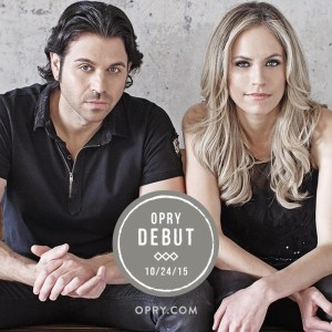 Haley & Michaels to make Opry debut on Oct. 24, 2015