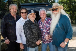 The Oak Ridge Boys Receive Country Song Of The Year Award at 46th Annual GMA Dove Awards