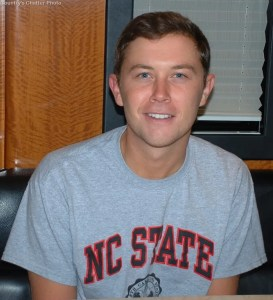 Scotty McCreery Set to Publish Debut Book with Zondervan