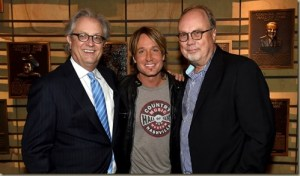 Keith Urban going through happy and sad time, as his dad enters Hospice care