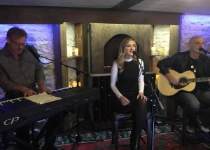 Phil Vassar invites Sarah Darling to be part of second Songs From the Cellar