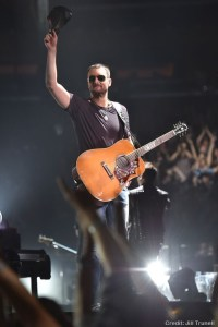 Eric Church's two-night solo stand at Red Rocks