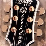 Birthdays for the week of Sunday, April 24 to Saturday, April 30, 2016
