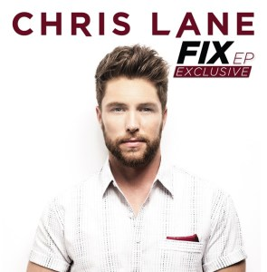 "Chris Lane hits Top 20 with breakout single, ""Fix"""