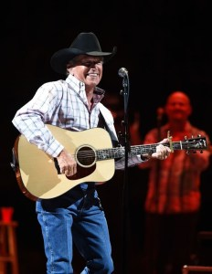 George Strait launches Strait to Vegas exclusive concert series with record-setting sold-out opening night