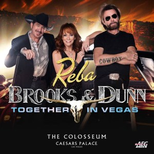 Brooks & Dunn and Reba add new dates for Vegas shows
