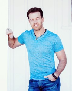 Country singer Lucas Hoge is finalist in Macy's iHeart Radio Rising Star contest