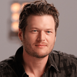 A different side of Blake Shelton comes out in his song, Savior's Shadow