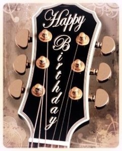 Birthdays for the week of Sunday, July 17, to Saturday, July 23, 2016