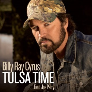 """Billy Ray Cyrus Remake of """"Tulsa Time"""" Now Available on iTunes"""