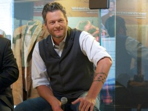 Blake Shelton Based on a True Story exhibit continues at Country Music Hall of Fame Museum through Nov. 6