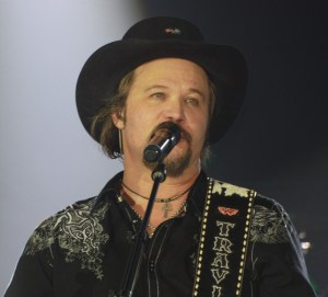 Travis Tritt brought country music to the Appalachian Fair in Gray, Tenn.